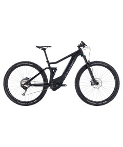 "Herren E-Bike ""Stereo Hybrid 120 HPC Race 500 black´n´grey 2018"""