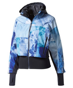 "Damen Trainingsjacke ""Run Trail Softshell Jacket Printed"""