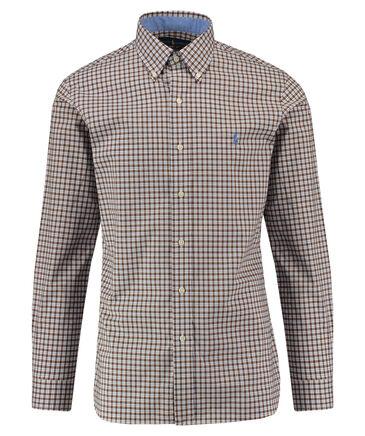 Polo Ralph Lauren - Herren Button-Down-Hemd Slim Fit Langarm