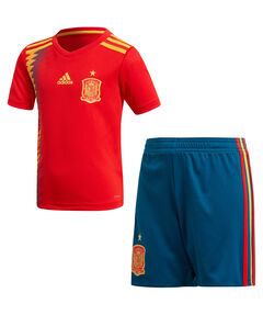 "Kinder Trikot-Set ""Spanien Home Minikit WM 2018"""