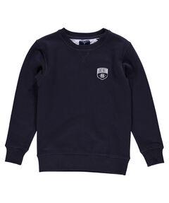 """Jungen Sweatshirt """"Gant Nhct C-Neck Sweat Armpatch"""""""