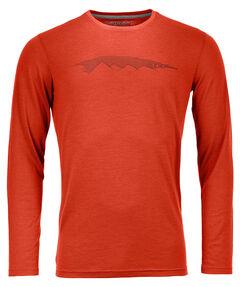 "Herren Funktionsshirt ""185 Merino Shirt Mountain Longsleeve M"""