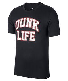 "Herren Basketball T-Shirt ""Rise Verbiage"""