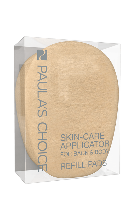 Skincare Applicator for Back and Body Refill