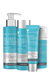 Resist Anti-Aging Set - Vette Huid