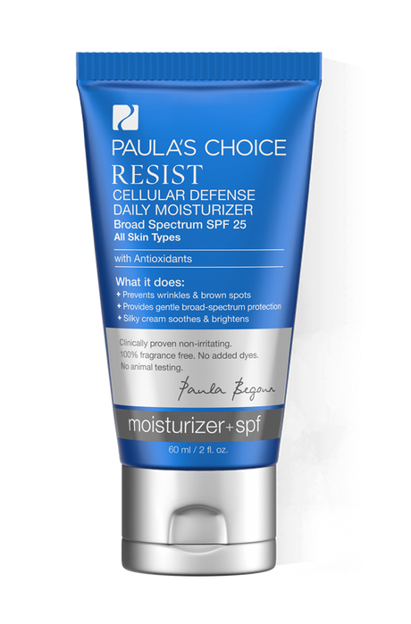 Resist Anti-Aging Cellular Defense Daily Moisturizer SPF 25