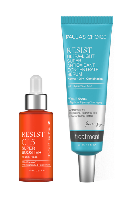 Power Duo Brighten and Hydrate