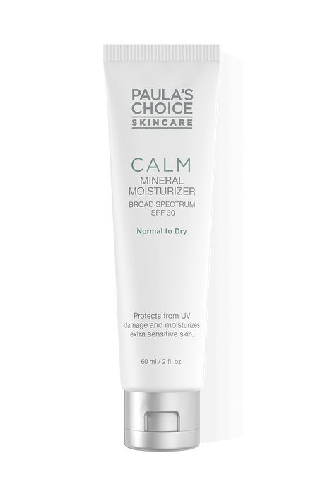 Calm Redness Relief Mineral Moisturizer SPF 30 normal to dry skin Full size