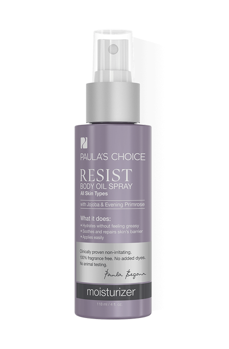Resist Anti-Aging Body Oil Spray Full size