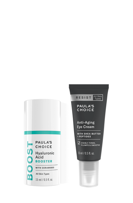 Power Duo Smooth and Firm the Eye Area
