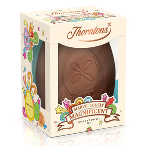 Thorntons chocolate gifts luxury easter eggs marvellous magnificent easter egg negle Choice Image